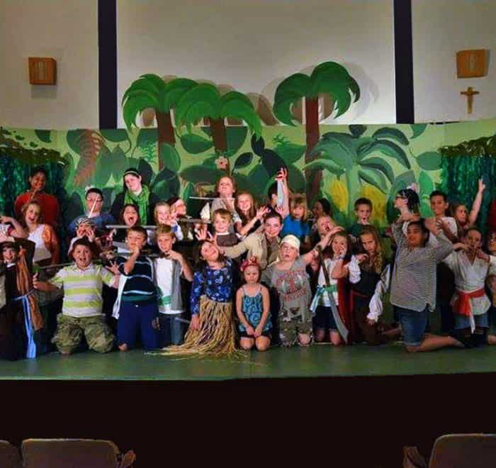 Elementary Stage Play